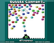 Bubble cannon online j�t�k
