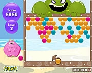 Bubble monster online j�t�k
