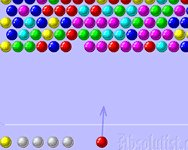 Bubble Shooter online j�t�k