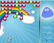 Pou bubble j�t�k